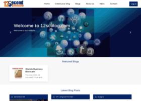 12scblog.com