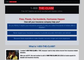 1800theclaim.com