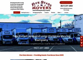 5starsmovers.com