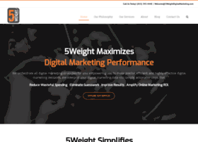 5weightdigitalmarketing.com
