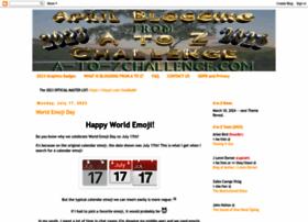 a-to-zchallenge.com
