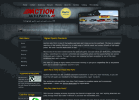 aactionautoparts.com