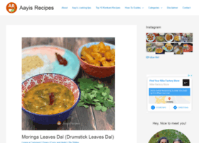 aayisrecipes.com