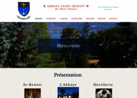 abbaye-saint-benoit.ch