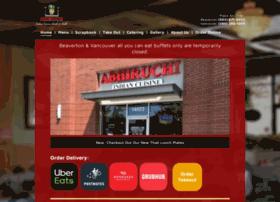 abhiruchirestaurant.com