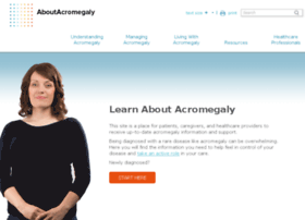 aboutacromegaly.com