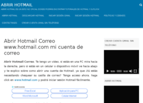 abrirhotmail.com