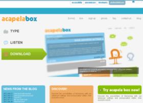 acaboxdev.acapela-box.com