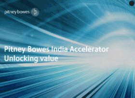 accelerator.pitneybowes.com