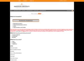 accessau.anderson.edu