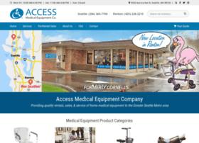 accessmedicalequipment.com