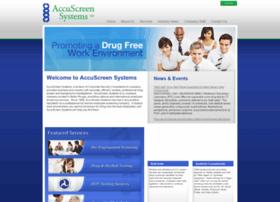 accuscreensystems.com