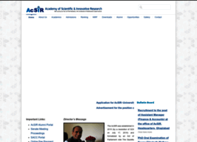 acsir.res.in