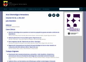 actaodontologica.com