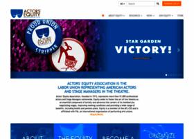 actorsequity.org