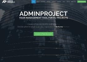 adminproject.eu