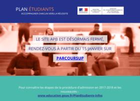 admission-postbac.fr
