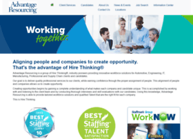 advantageresourcing.com