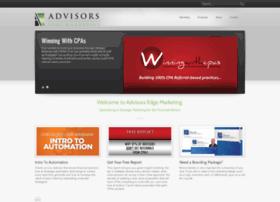 advisorsedgemarketing.com