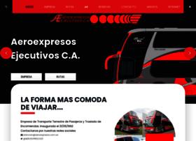 aeroexpresos.com.ve