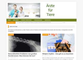 aerztefuertiere.de
