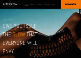 afterglow-tan.com
