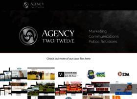 agencytwotwelve.com