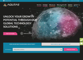 agilitas.co.uk