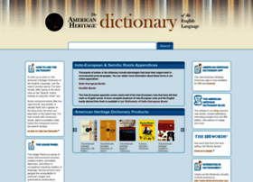 ahdictionary.com