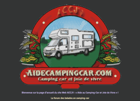 aidecampingcar.com