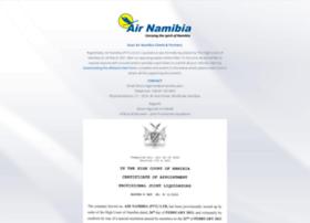 airnamibia.com