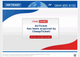 airticket.co.uk