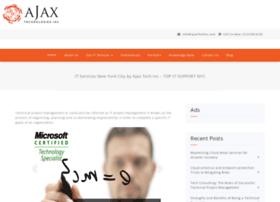 ajaxtechinc.com