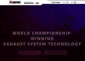 akrapovic.com