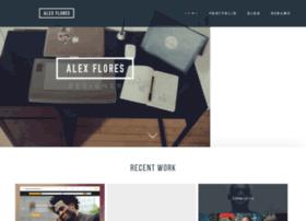 alexfloresdesigns.com