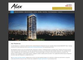 alexresidencescondo-sg.com