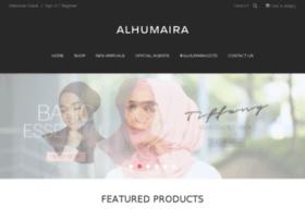 alhumairacontemporary.com