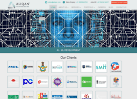 aliqantechnologies.com