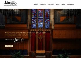 allenorgan.com