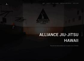 alliancebjjhawaii.com