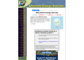 alternate-energy-sources.com