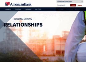 americanbank.com