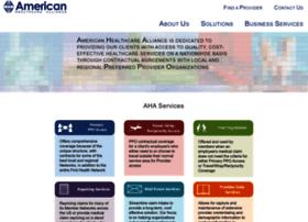 americanhealthcareallianceonline.com