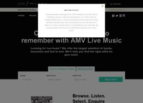amvlivemusic.com