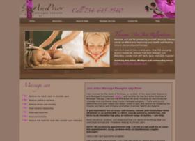 amypriormassage.com