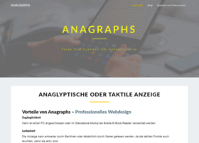 anagraphs.eu