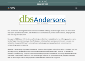 andersonssolicitors.co.uk