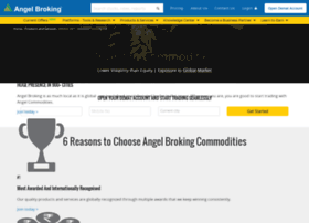 angelcommodities.com