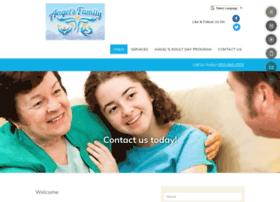 angelsfamilyhomehealthcare.com