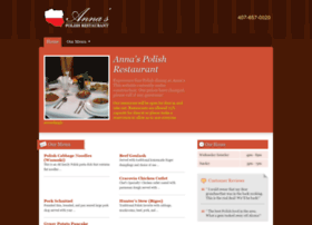 annaspolishrestaurant.com
